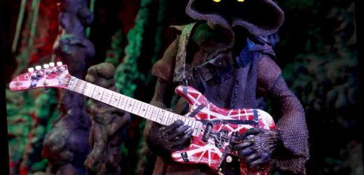 Watch a Jawa Play 'Eruption' in Fan-Made Tribute to Eddie Van Halen