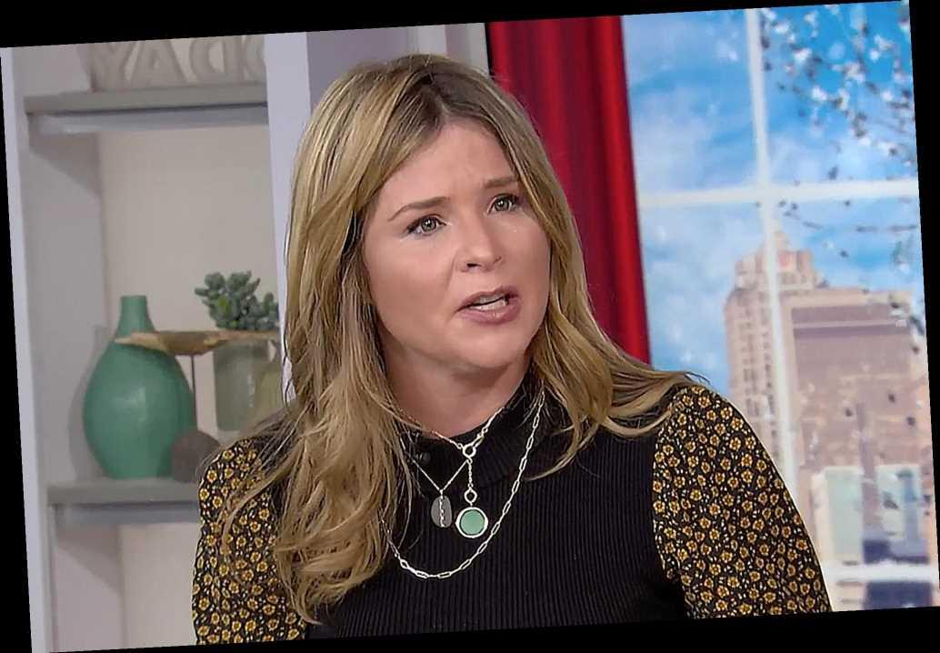 Jenna Bush Hager gets emotional over Capitol siege