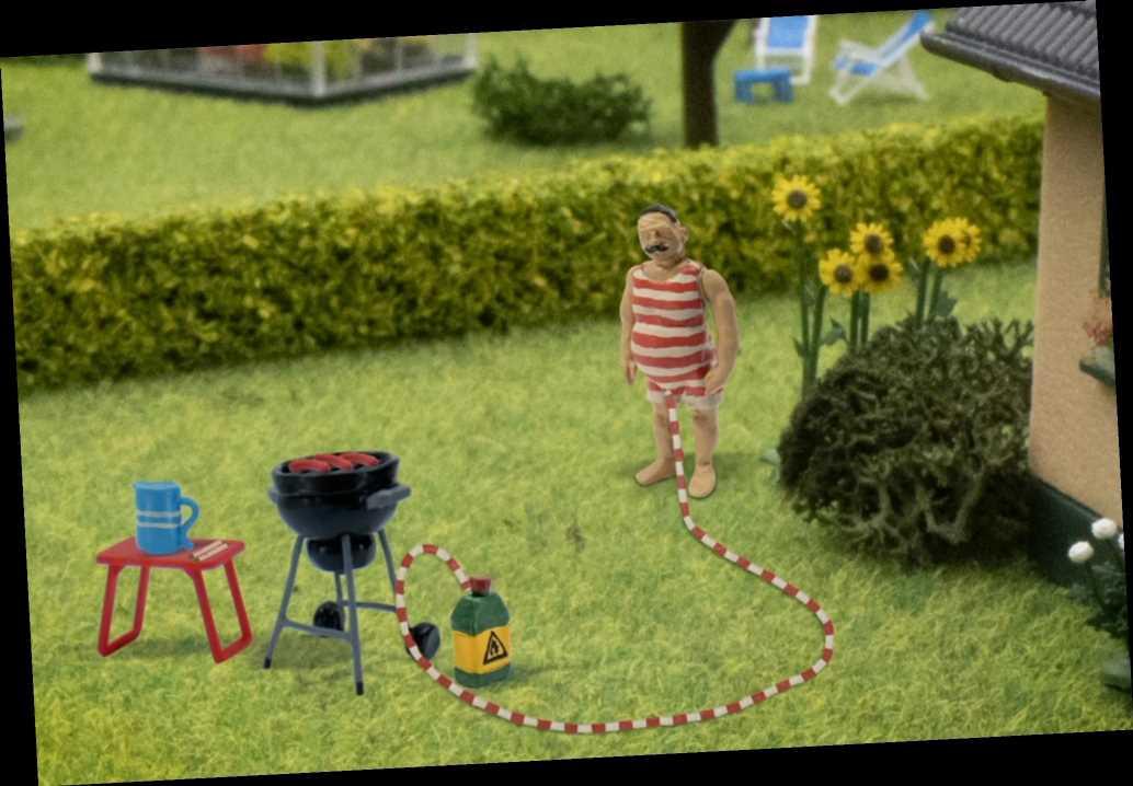 Danish cartoon about man with superlong penis enrages parents