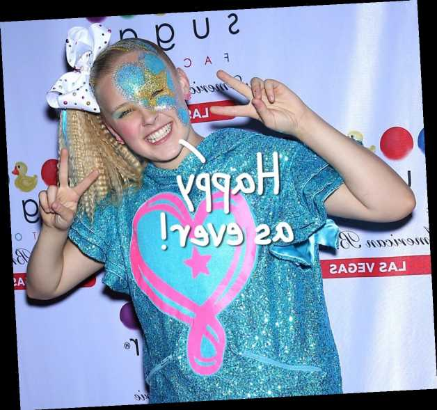 JoJo Siwa Posts New Video About Coming Out: 'I'm The Happiest That I've Ever Been'