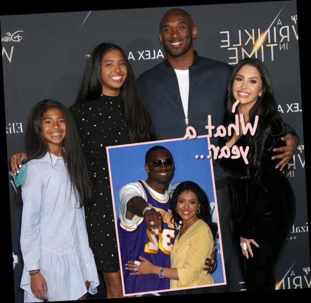 Vanessa Bryant Reflects On Kobe & Gianna's Deaths One Year Ago: 'It Still Doesn't Seem Real'