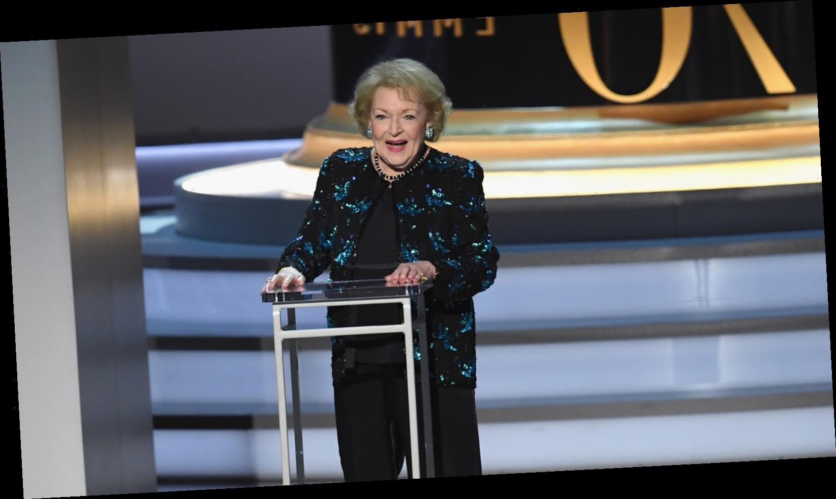 The Surprising Reason Betty White Says A Sense Of Humor Is Important