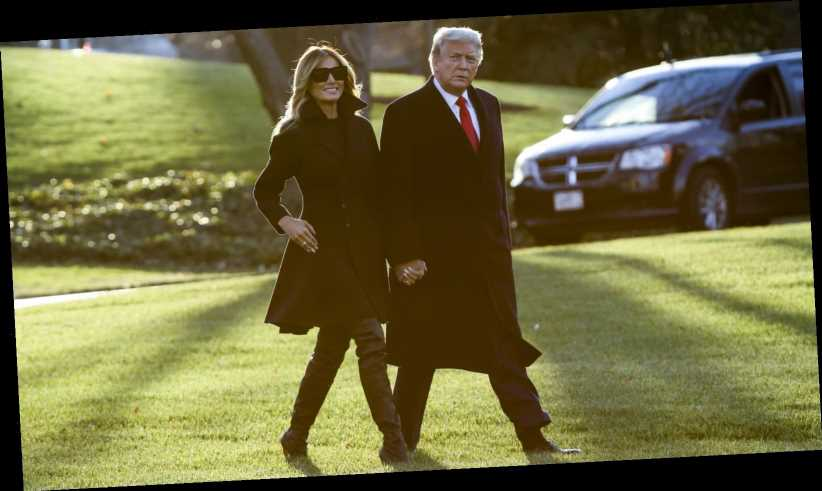 Why Melania Trump's Final Task For Her Assistant Is Turning Heads