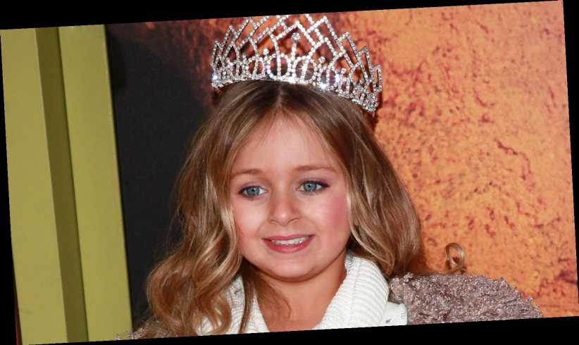 You'll Barely Recognize Isabella Barrett From Toddlers & Tiaras Now
