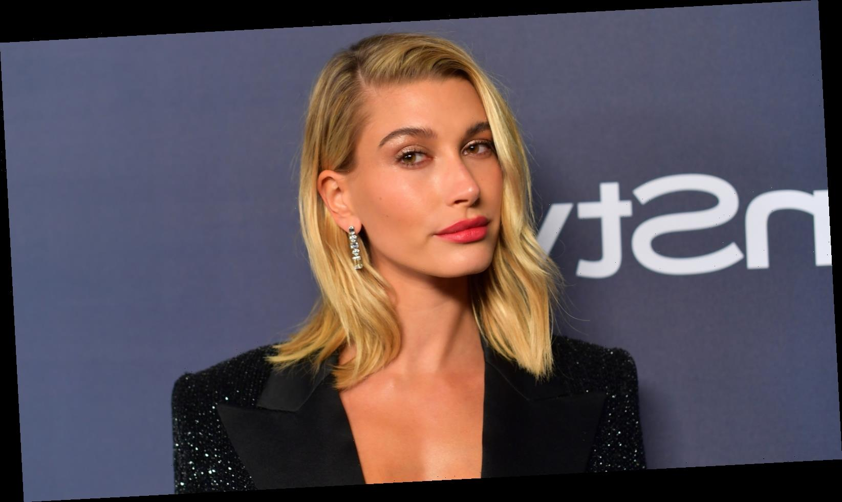 The Real Reason Hailey Bieber Is Taking Prenatal Vitamins