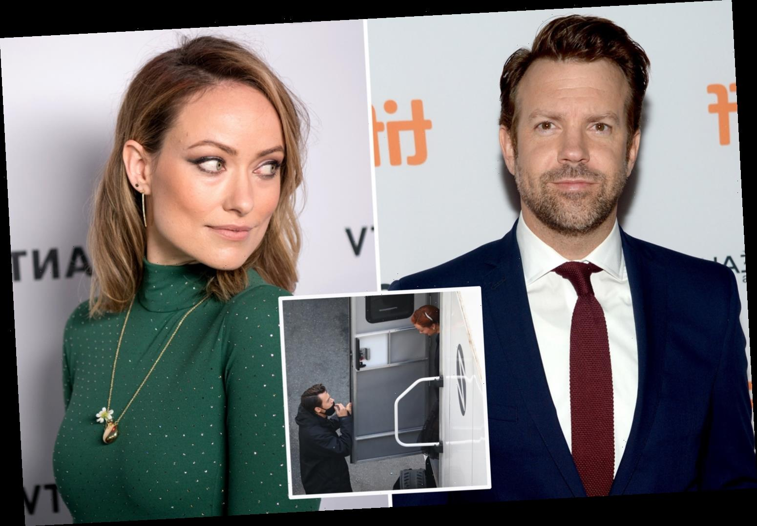 Olivia Wilde 'wanted out' of relationship with Jason Sudeikis after meeting new boyfriend Harry Styles
