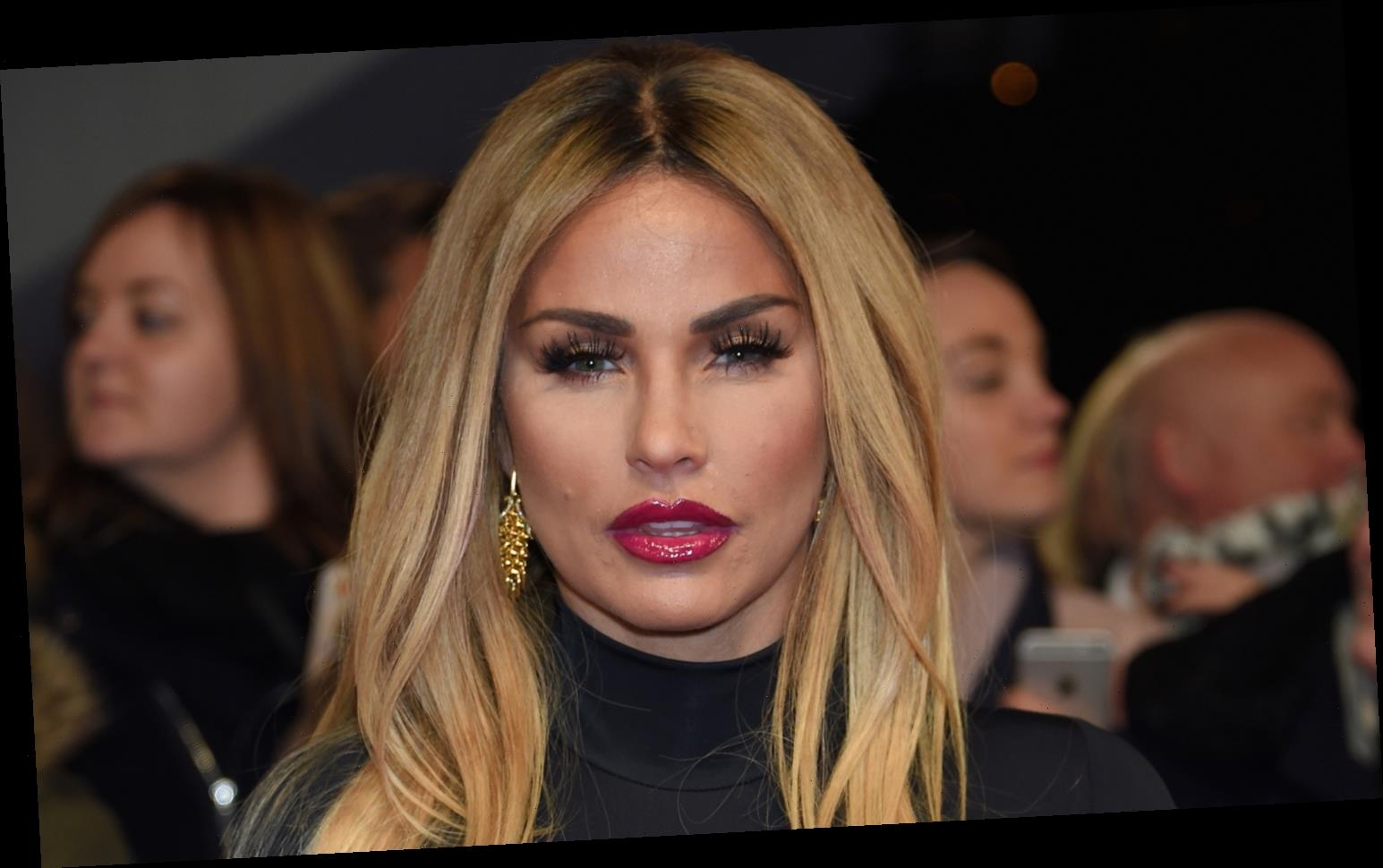 UK Star Katie Price Explains Decision to Place 18-Year-Old Son Into Care