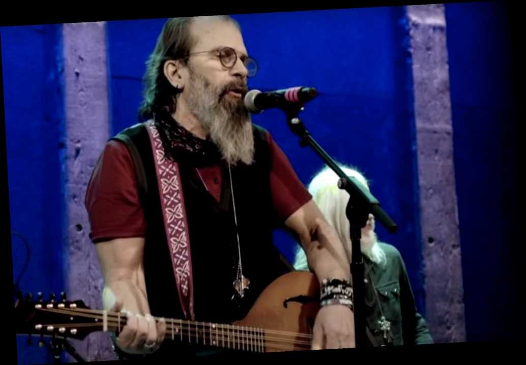 Steve Earle Covers Son Justin Townes Earle's 'Harlem River Blues' on 'Kimmel'
