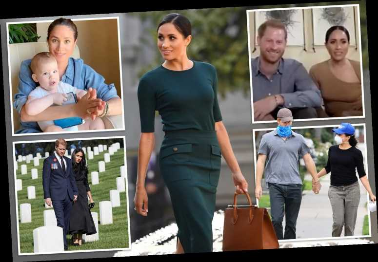 From a Californian mansion to £100million Netflix deal – how Meghan Markle and Prince Harry got Megxit done