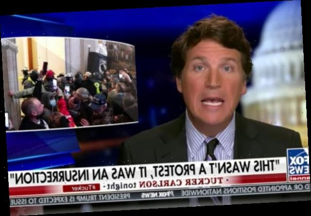 Tucker Carlson Thinks Everybody Is Too Upset About Capitol Riot (Video)