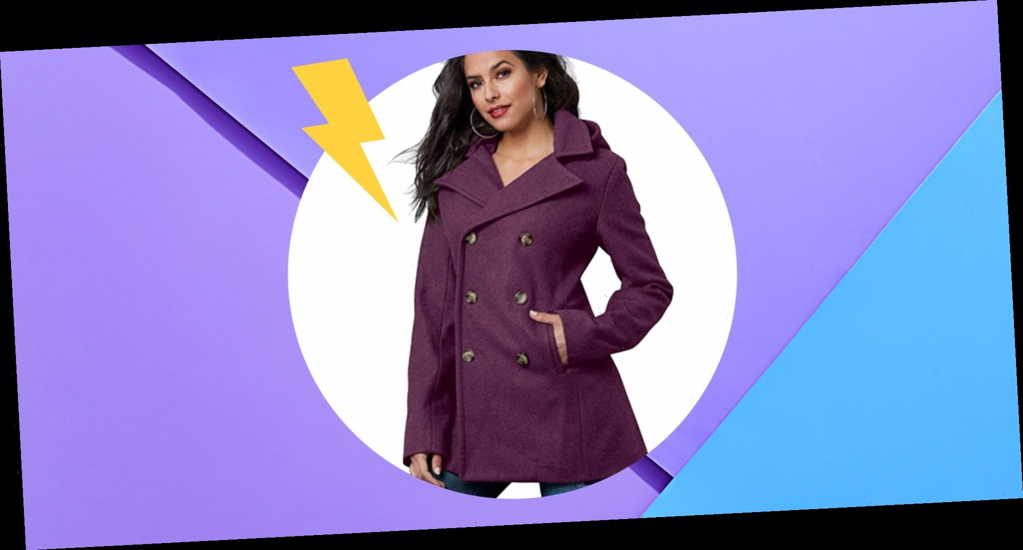 Where To Get A Purple Coat Like The Ones You Saw On Inauguration Day
