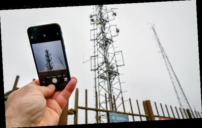 UK mobile operators to build and share 200 new masts