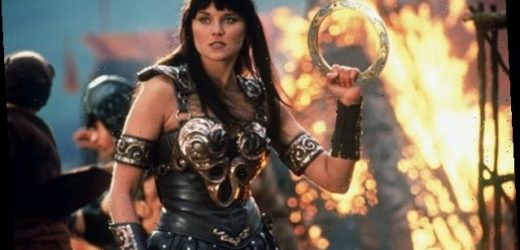 'Xena' Star Lucy Lawless Smacks Hercules Down Over 'Antifa' Conspiracy Theory