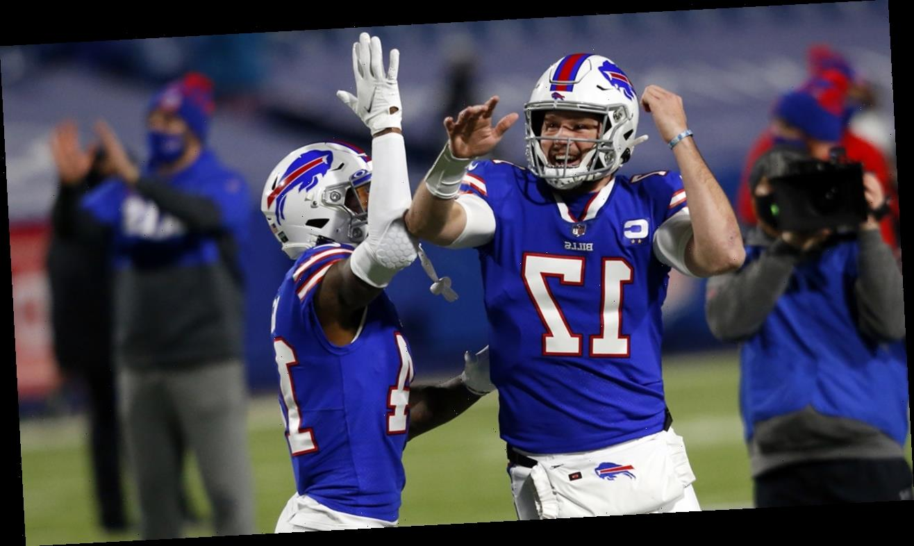 Bills use big 3rd quarter to propel them to AFC Championship game