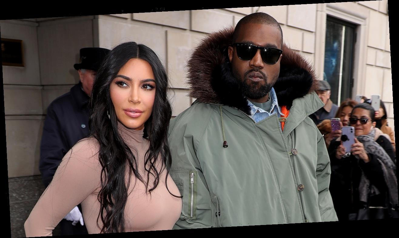 Kim Kardashian stuns in bikini pic while in 'paradise' amid Kanye West divorce drama