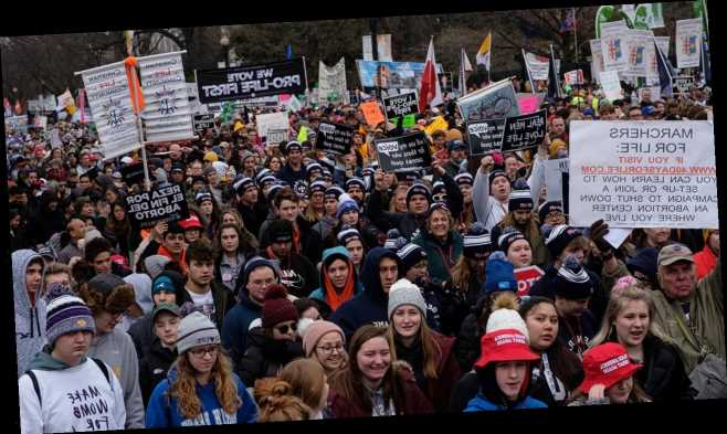 March for Life virtual rally to take place amid coronavirus pandemic