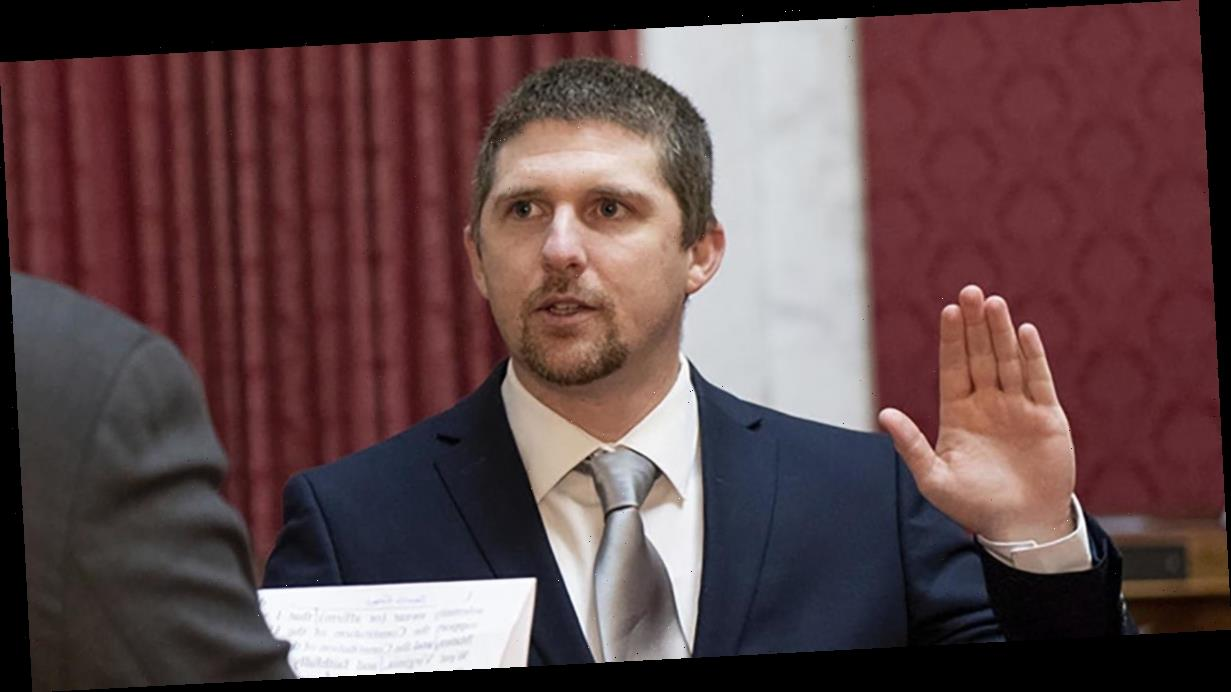 West Virginia lawmaker, charged after filming himself storming U.S. Capitol, resigns