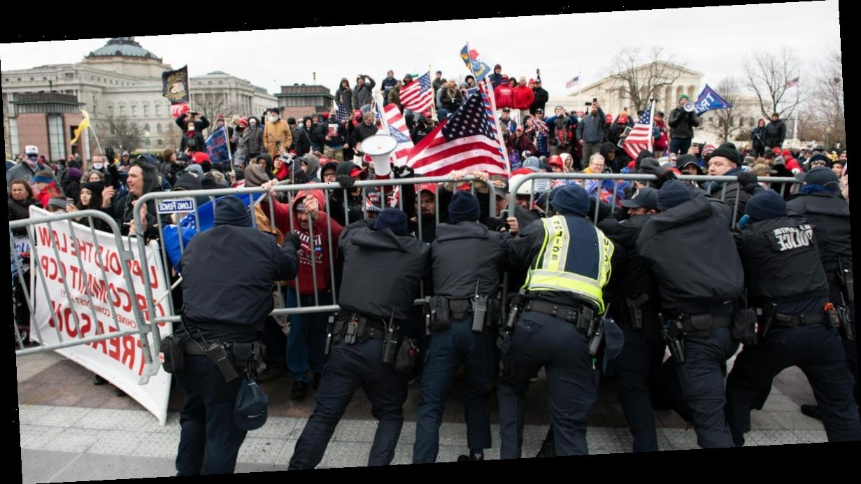 "Capitol Police union head calls lack of preparation before riot ""unconscionable"""