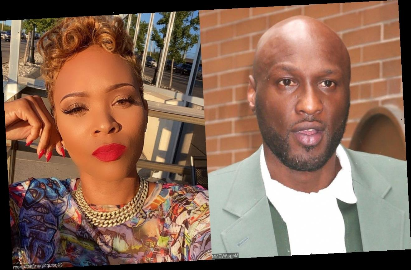 Lamar Odom's Ex-Fiancee Sabrina Parr Reveals She Was Arrested for Past Domestic Violence