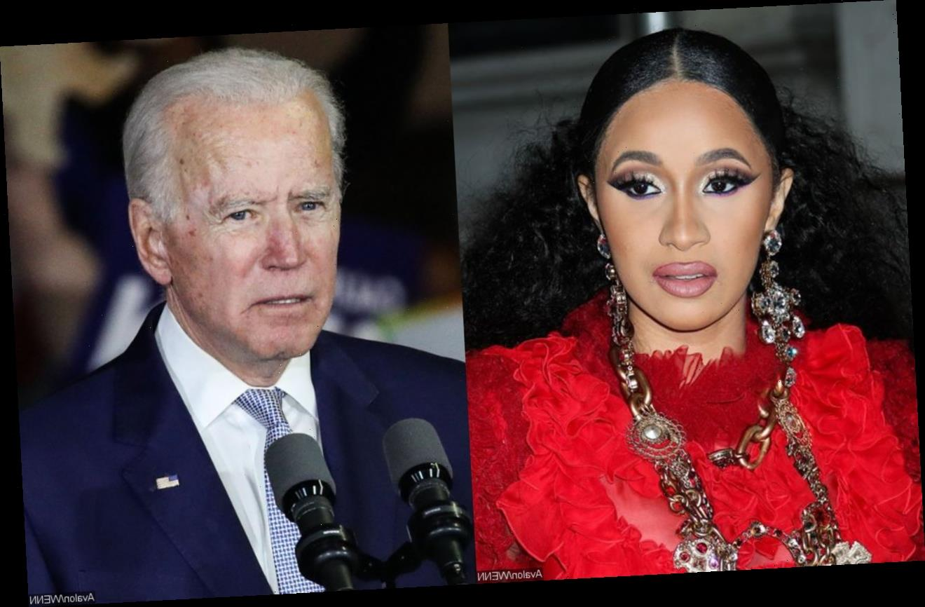 Cardi B Amuses Fans With Explanation Why She Missed Performing 'WAP' at Joe Biden Inauguration