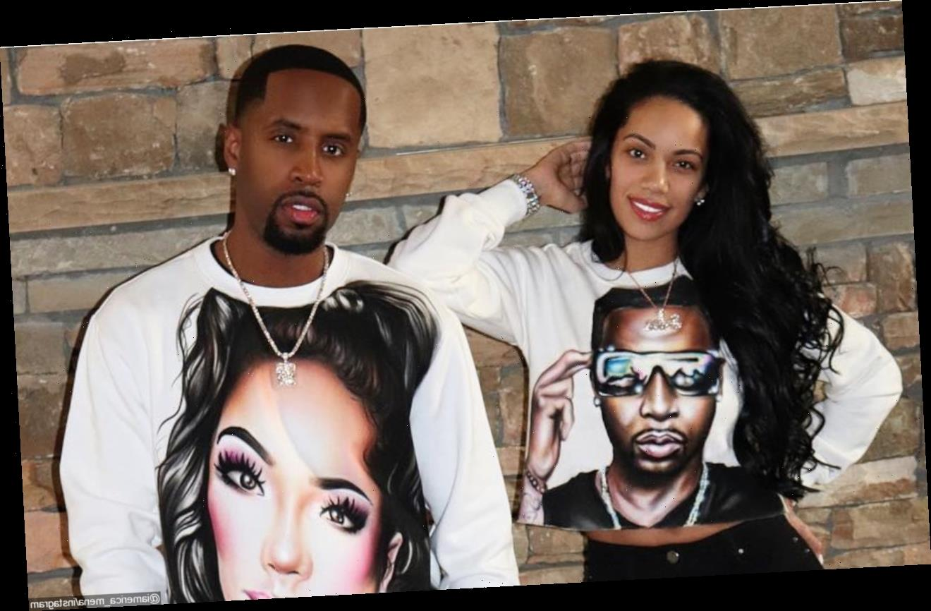 Safaree Samuels Opts Out More Babies Because Erica Mena 'Got Too Big' During First Pregnancy