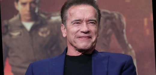 Arnold Schwarzenegger Says It's 'Good Day' as He Gets COVID-19 Vaccine