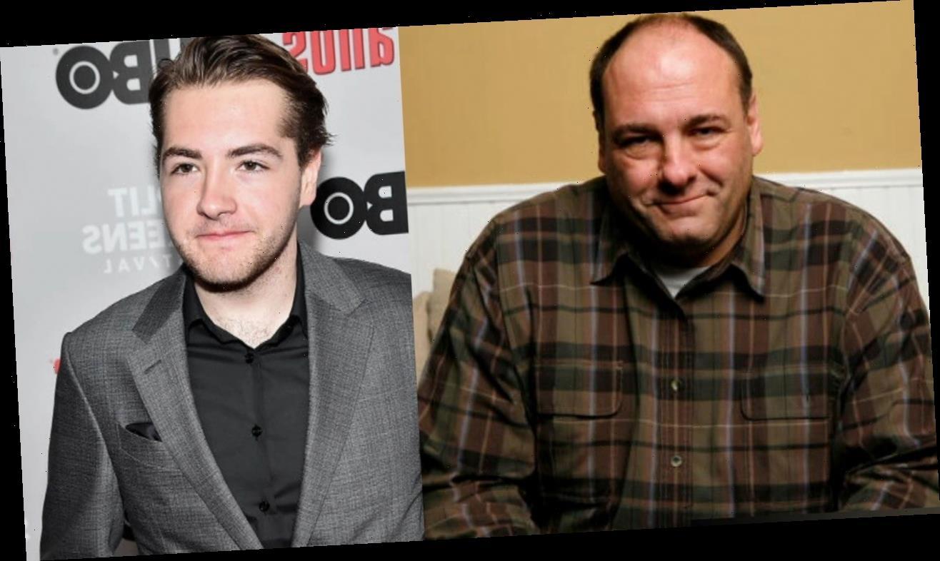 James Gandolfini's Son Looks Just Like Him in 'Sopranos' Prequel Clip