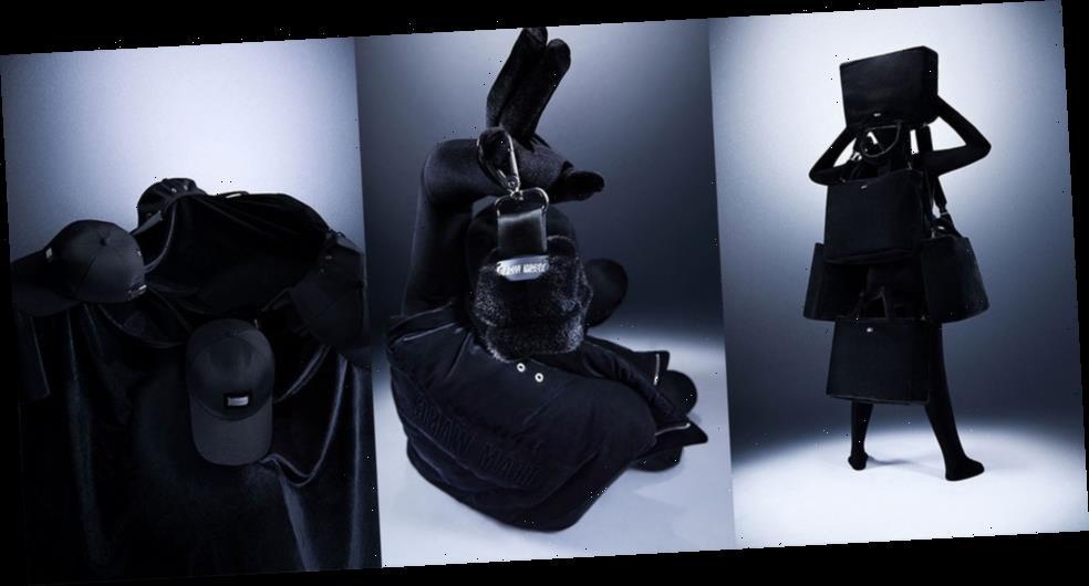 TEAM WANG's Second Drop Makes Use of Black Velvet
