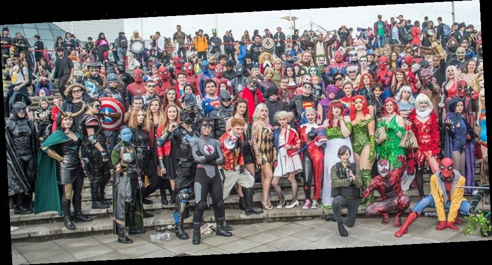 UK's MCM Comic-Con Set to Return to London and Birmingham This Year