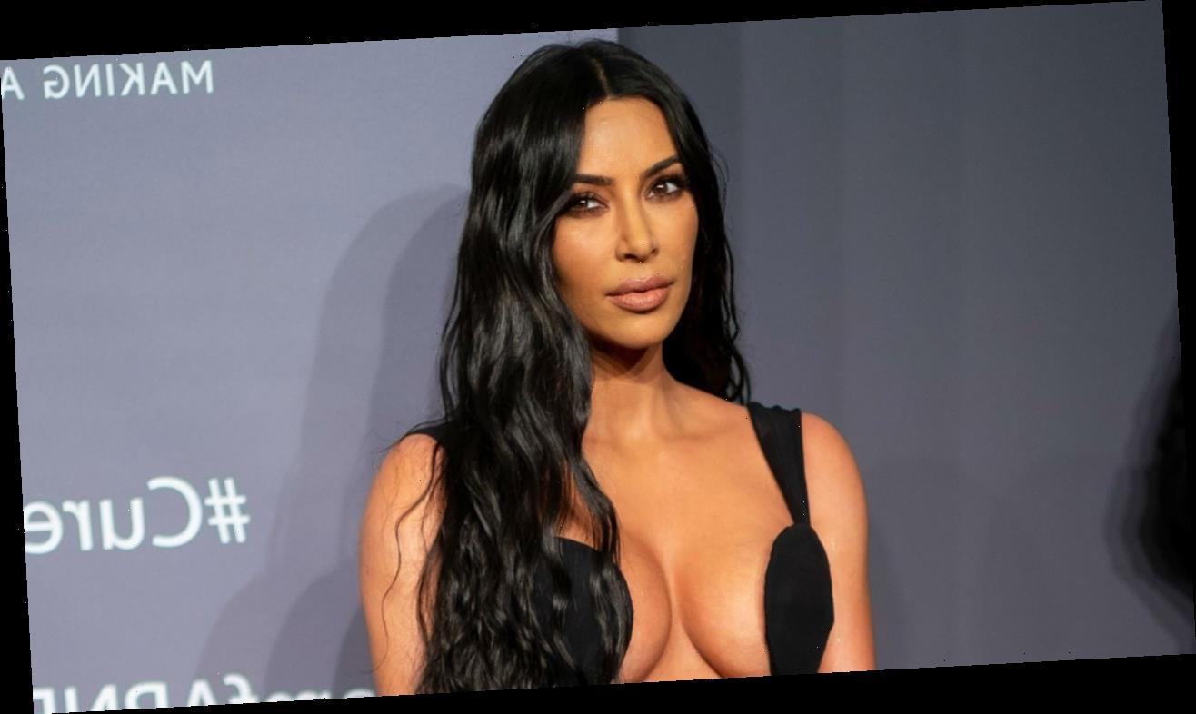 Kim Kardashian Returns to Instagram Without Her Wedding Ring