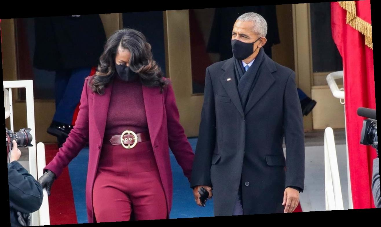 Michelle Obama Wows in Inauguration Look