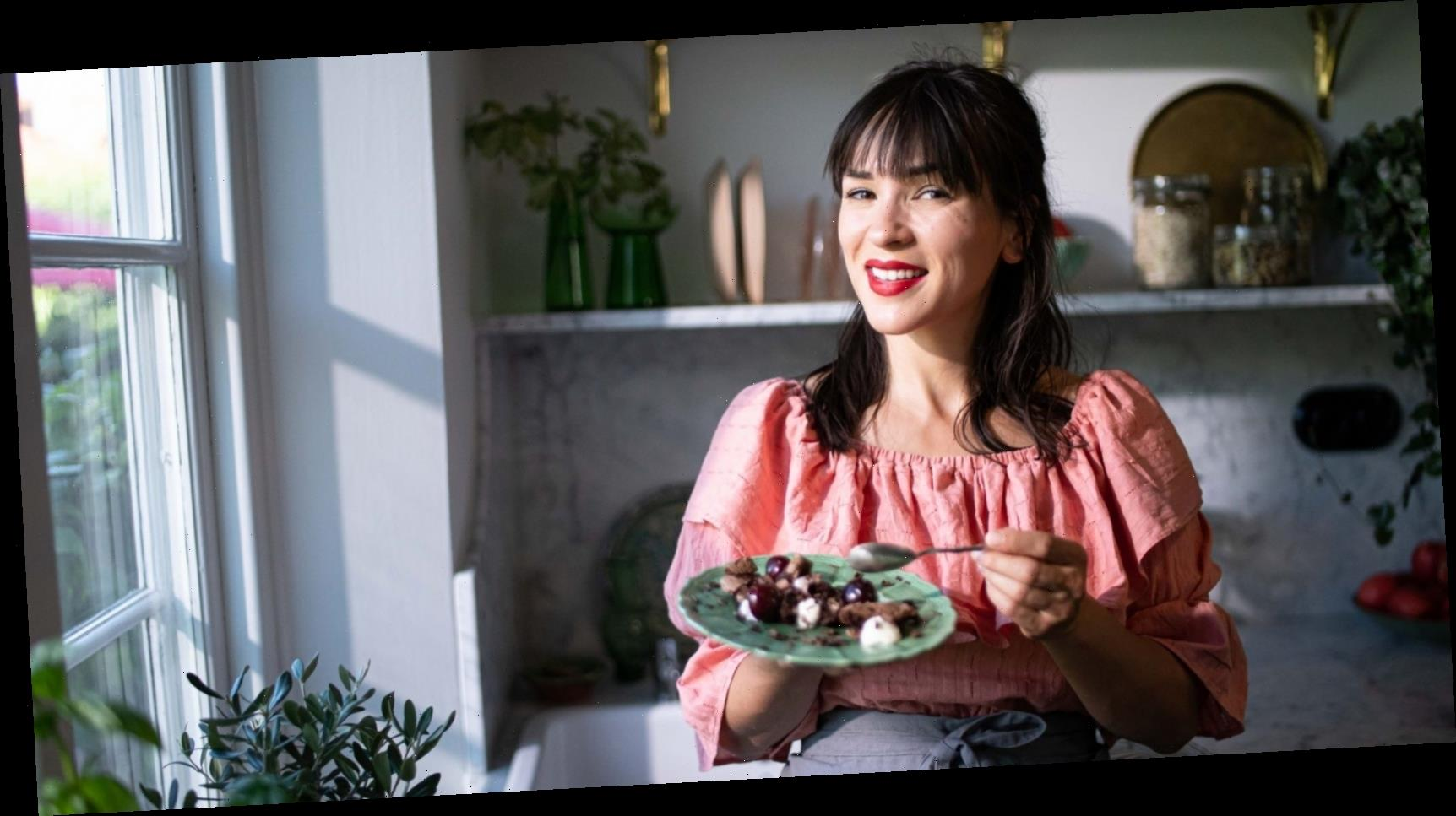 Rachel Khoo's delicious new cooking show puts chocolate in a completely new light