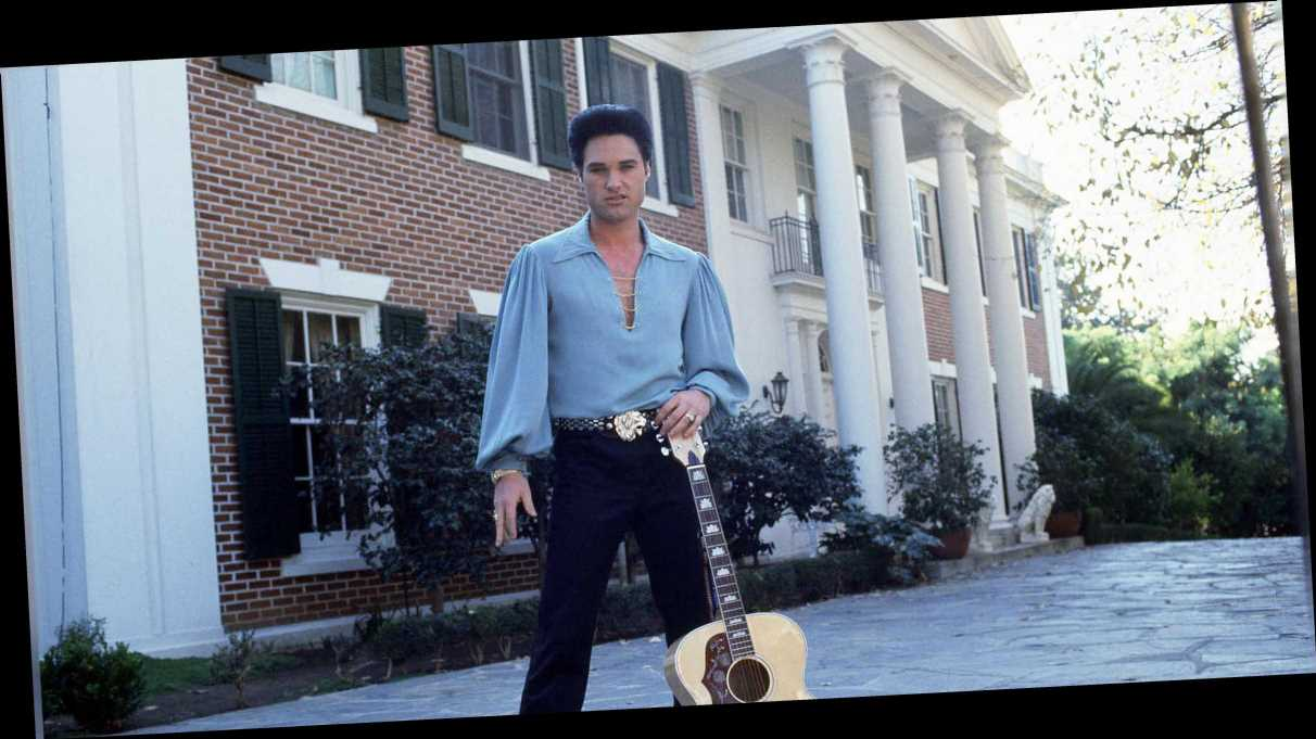Actors who have played Elvis Presley over the years
