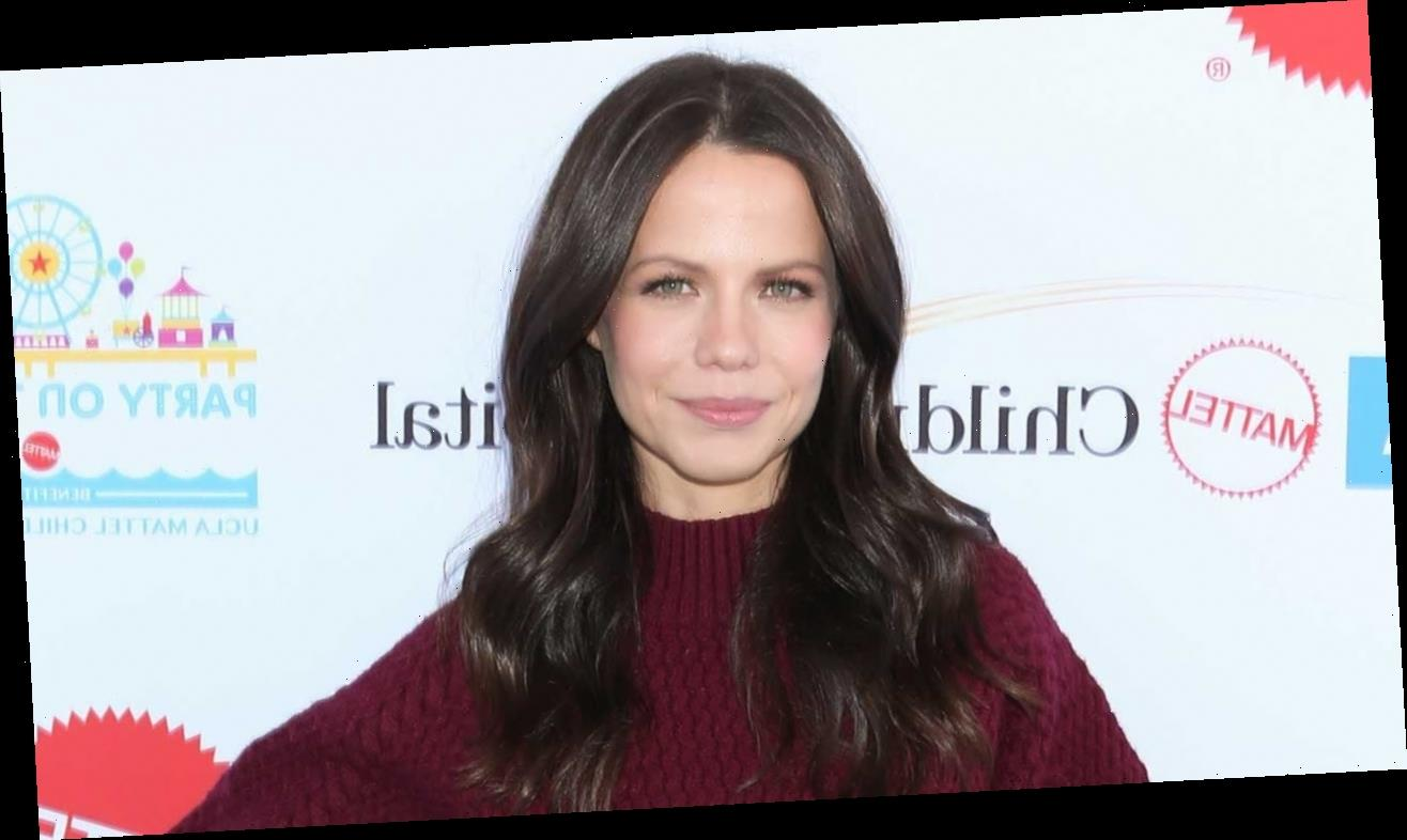 Tammin Sursok Tearfully Discusses Her Husband's COVID-19 Diagnosis