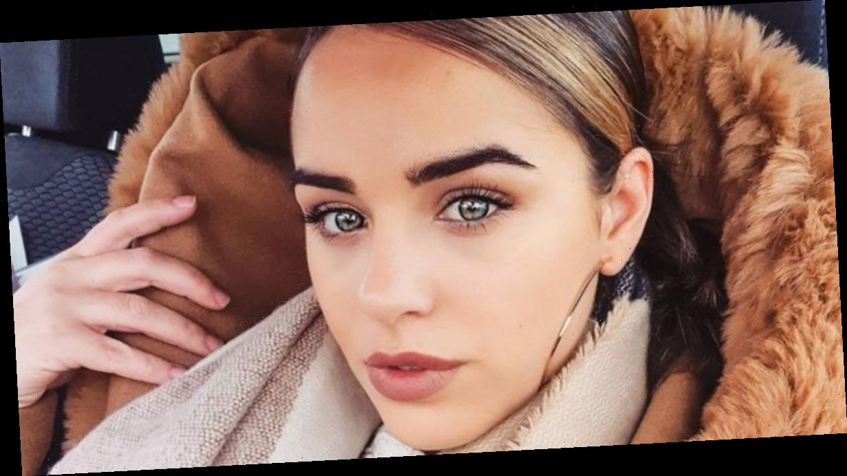 Georgia May Foote looks gorgeous as she shares 'everyday make-up favourites' – including this celeb-favourite foundation
