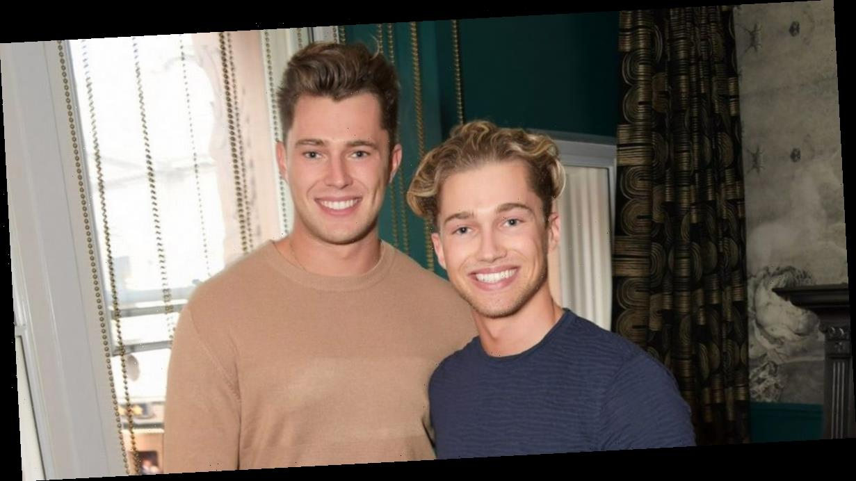AJ and Curtis Pritchard to play twin brothers in Hollyoaks after landing first acting roles