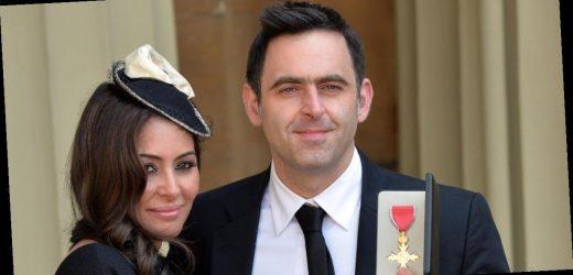 Laila Rouass says fiancé Ronnie O'Sullivan's wild days are over thanks to Buddha