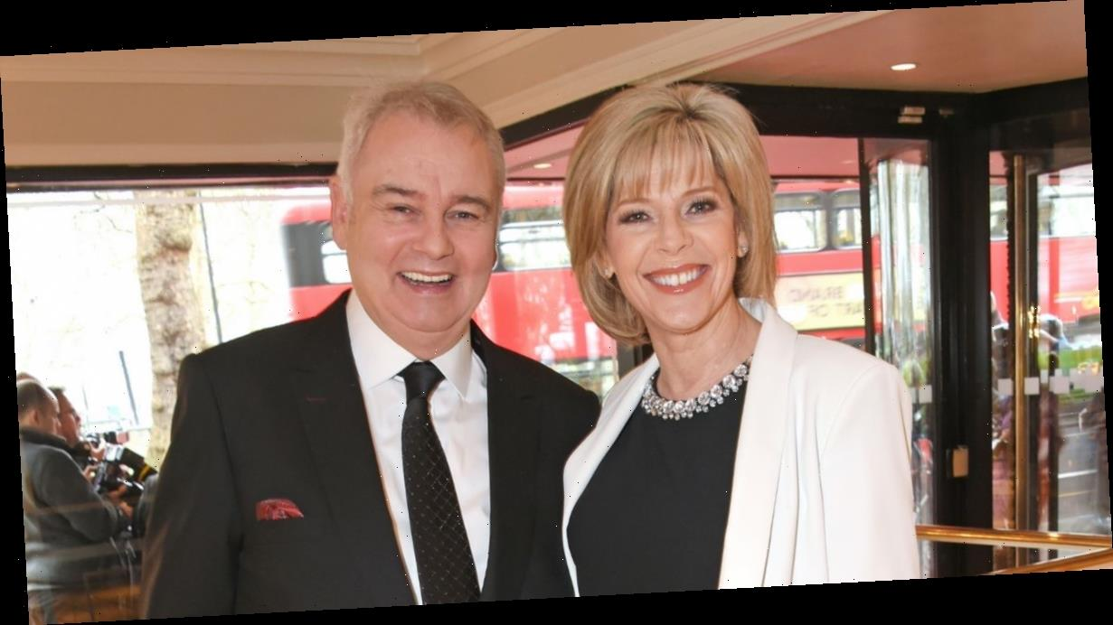 This Morning's Eamonn Holmes floors fans with rare photograph of lookalike son