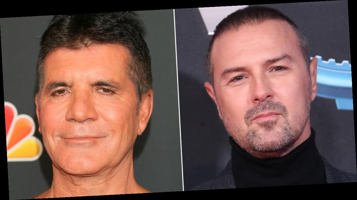 Paddy McGuinness slams Simon Cowell's parenting skills after X Factor judge admits he 'never changed a nappy'