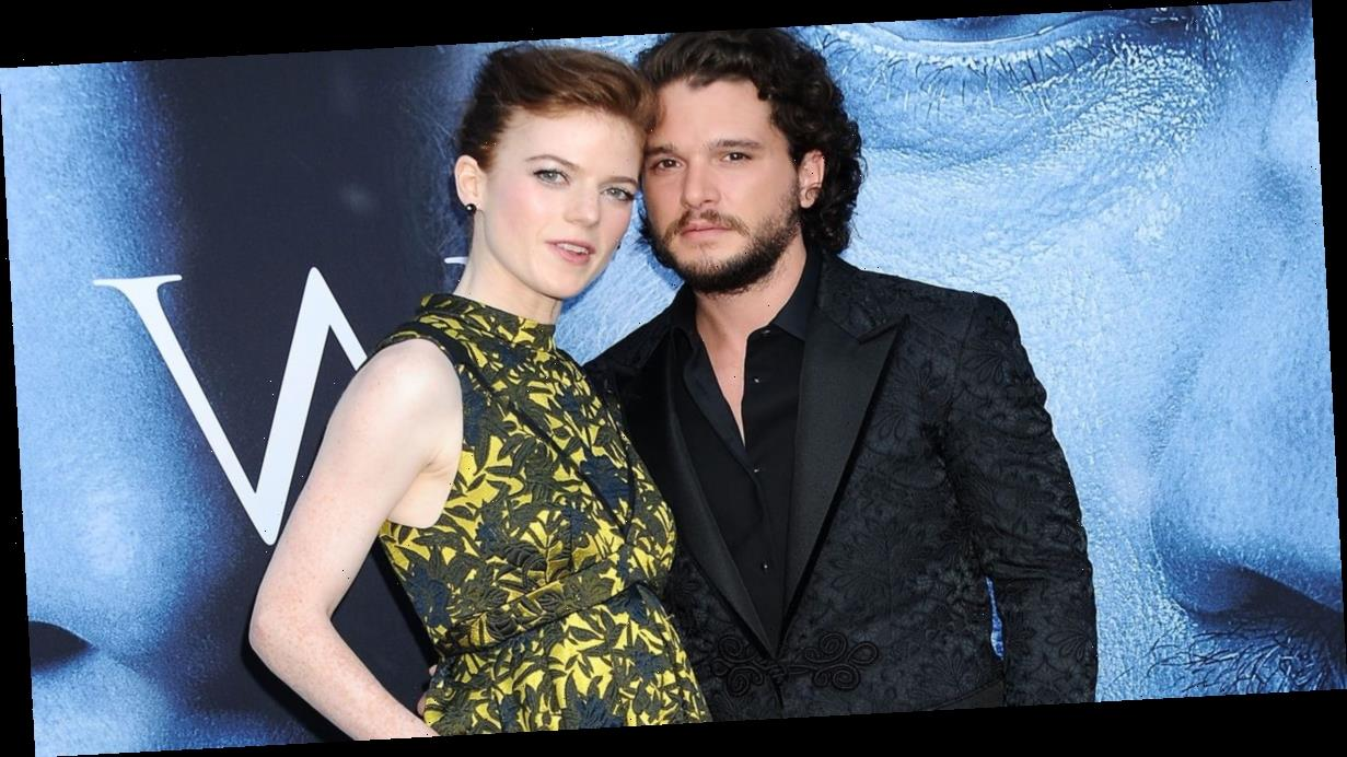 Game Of Thrones stars Kit Harington and Rose Leslie become parents as they welcome baby boy