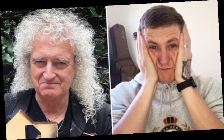 Brian May's tribute leaves Wellerman star 'Shocked and speechless' – Watch his reaction