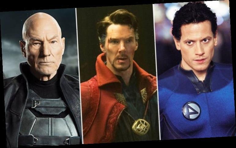 Doctor Strange 2 'will feature Mr Fantastic, Professor X and Namor in Illuminati team up'