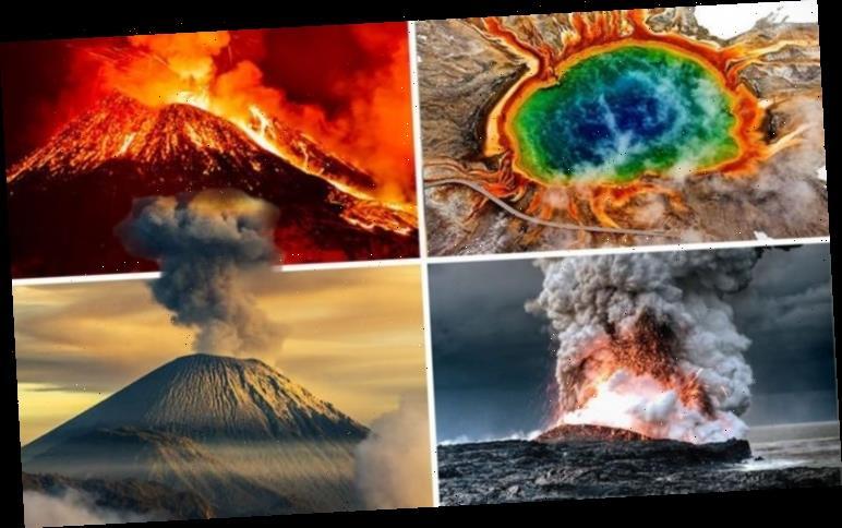 Volcano super-eruption warning: 'Next big eruption' will strike 'where we aren't looking'