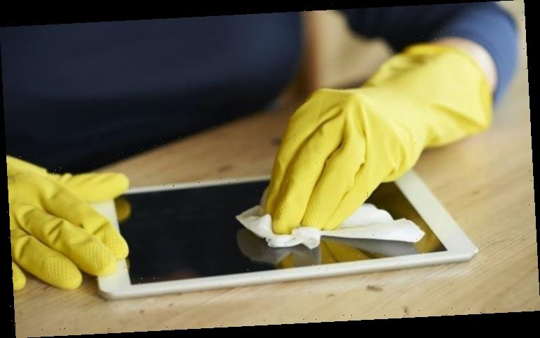 Tablet cleaning: What can I clean my iPad with? What you should NEVER use