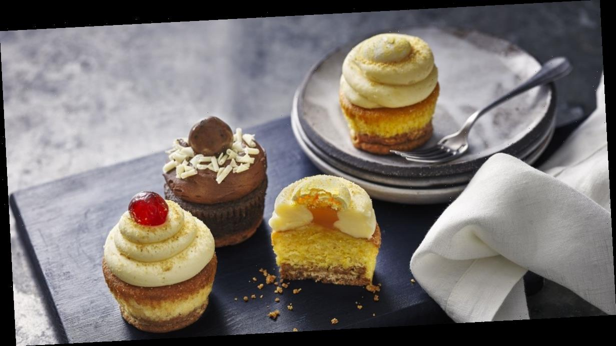 M&S launches new Biscake treat that combines a biscuit base with a cupcake top