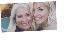 This Morning's Holly Willoughby feels 'relieved' as she reveals her mum has had coronavirus vaccine