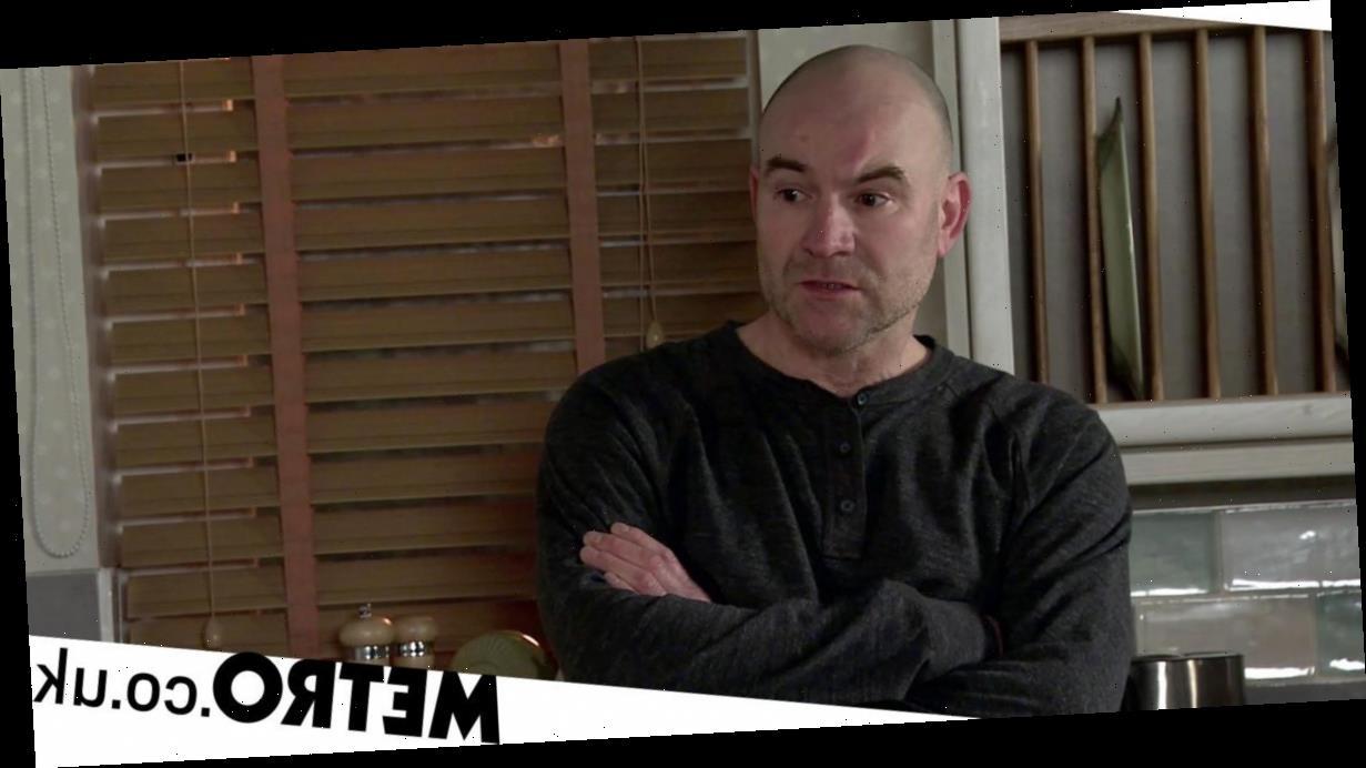 Spoilers: Geoff leaves a huge shock for stunned Tim in Corrie