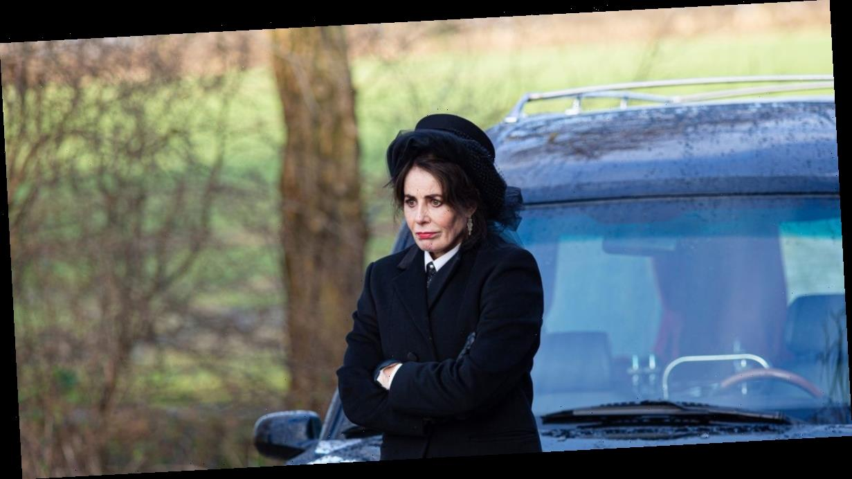 Emmerdale spoilers predict Faith Dingle return in morbid funeral twist