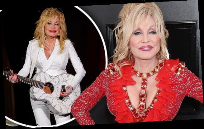Dolly Parton, 75, explains why she isn't rushing to get COVID-19 shot
