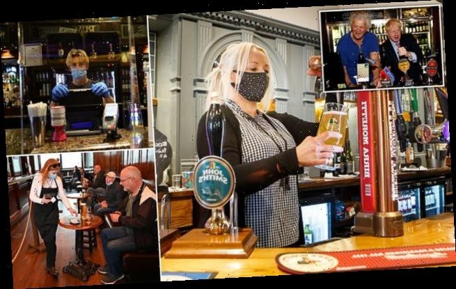 Pub curfew could be scrapped to save businesses
